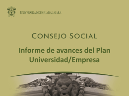 Plan Universidad
