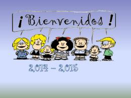 PRIMERA REUNIÓN DE REPRESENTANTES 2014