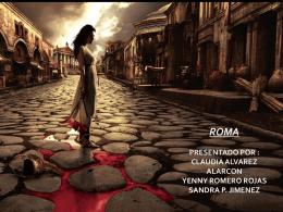 PELICULA ROMA.