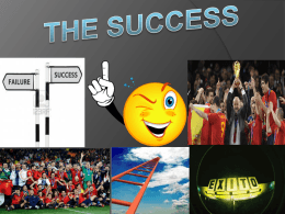 THE SUCCESS - Altas capacidades