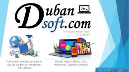 Sitio web - Dubansoft