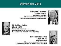 Efemérides 2015