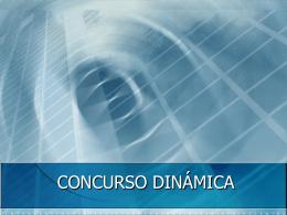 CONCURSO DINÁMICA