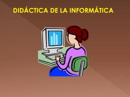 didacticadelainformtica- taller