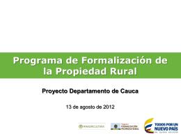Modelo ficha ZFM - Formalización - Ministerio de Agricultura y