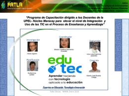 Diapositiva 1 - GrupoiFatla