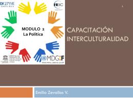 modulo 2 interculturalidad MEIC