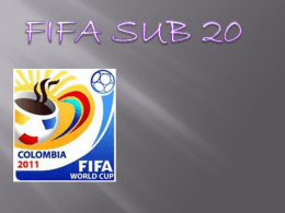 FIFA SUB 20 - institutoferrini7munerabedoya