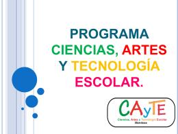 presentación 1 - Mendoza Educa