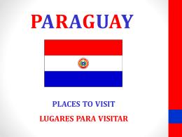 Paraguay - Mrs. Lucas Spanish