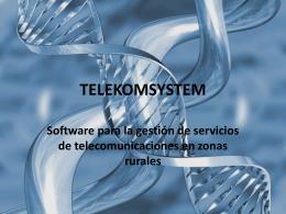 TELEKOMSYSTEM