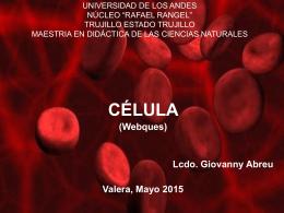 celula - Webquest Creator 2