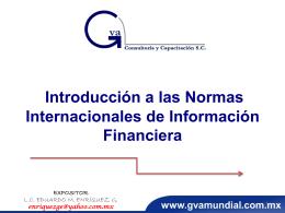 IFRS - club virtual