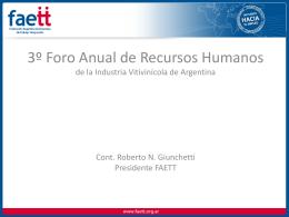 Diapositiva 1 - Bodegas De Argentina