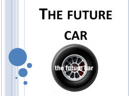 The future car - mmmiemprendimiento
