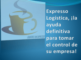 Diapositiva 1 - Sistema Expresso