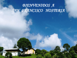 san francisco hosteria - sena
