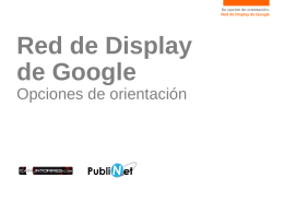 Red de Display de Google