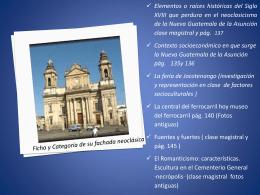Temas a evaluar Historia del Arte 5tos