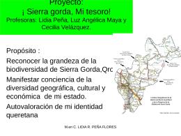 Proyecto BIODIVERSID..