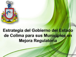 Ley de Mejora Regulatoria