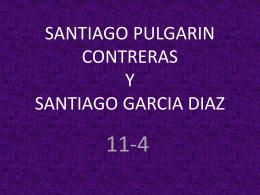 santiago pulgarin contreras y santiago garcia diaz