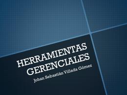 HERRAMIENTAS GERENCIALES2