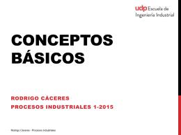 Clase 12-03 - Rodrigo Cáceres González