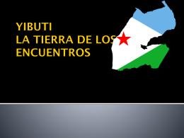 DJIBOUTI LA TIERRE DE LOS ENCUENTROS