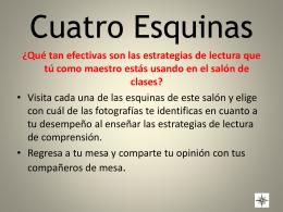 ¿Qué tan efectivas son las estrategias de - Bilingual-ESL