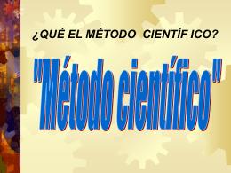 Ejemplo Metodo Científico (1) (492949)