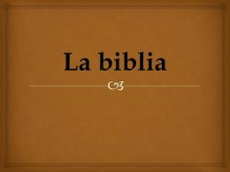 La biblia (390720)