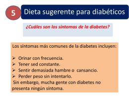 340EMAS DE SALUD 5 DIETA DIABETICOS