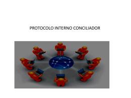MULTIMEDIA 1 PROTOCOLO INTERNO CONCILIADOR