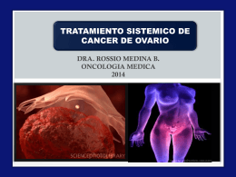 TRATAMIENTO QUIRURGICO DEL CANCER RENAL