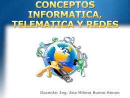 CONCEPTOS INFORMATICA, TELEMATICA Y REDES(1).