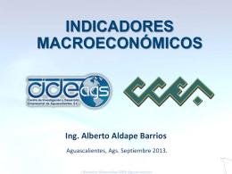 presentación cceags agosto 2013