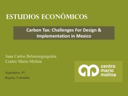 estudios económicos de respaldo para la reforma fiscal 2013.