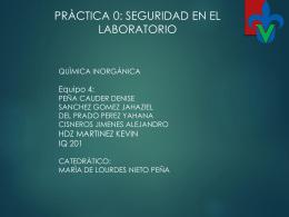 PRACTICA 0 - Inorganicaequipo4