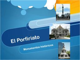 El Porfiriato - historiaporfiriato