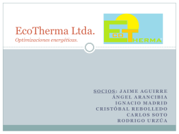 EcoTherma Ltda final - Ecotherma Chile
