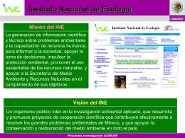 Proyectos UAMI-INE/DGCENICA 2011