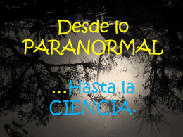 paranormal 1. - iedmm