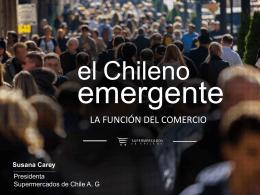 Presentación Susana Carey - Presidente Supermercados de