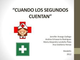 Primeros Auxilios - Londoño Plata María Alejandra