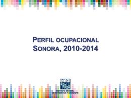 Diapositiva 1 - CEIEG Sonora