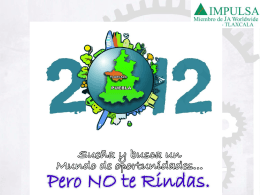 Planeacion - IMPULSA Puebla Tlaxcala