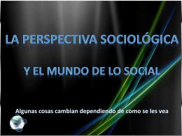 Sociologia1 - sociologiageneral