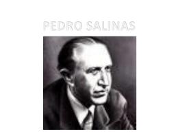 pedro salinas - sextodivinapastoratoledo