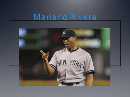 Mariano Rivera Early Life
